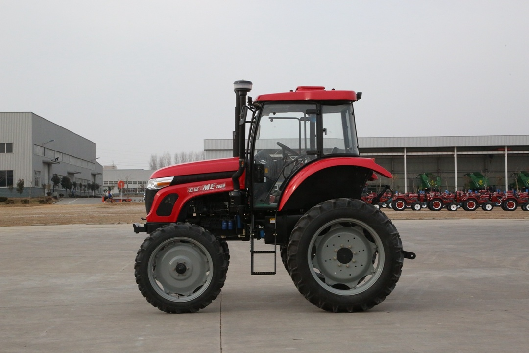 2WD Tractor with Enough Power