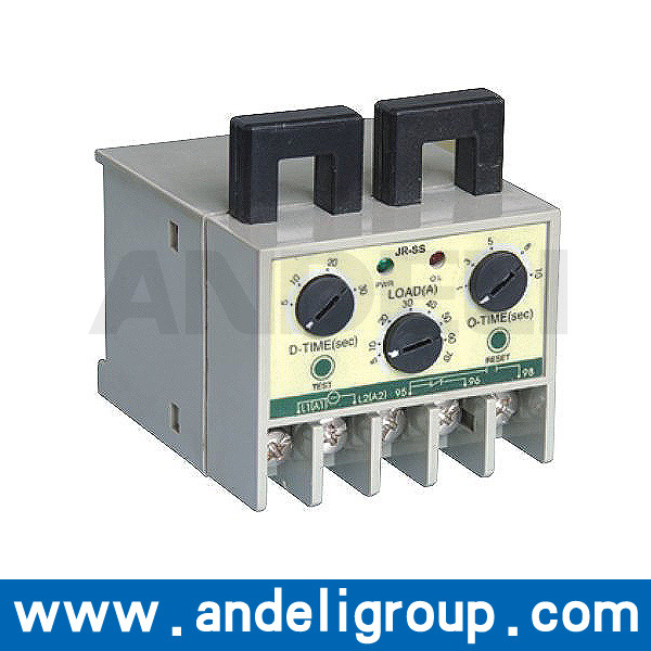 Electrical Relay Electronic Overload Relay (JR-SS)