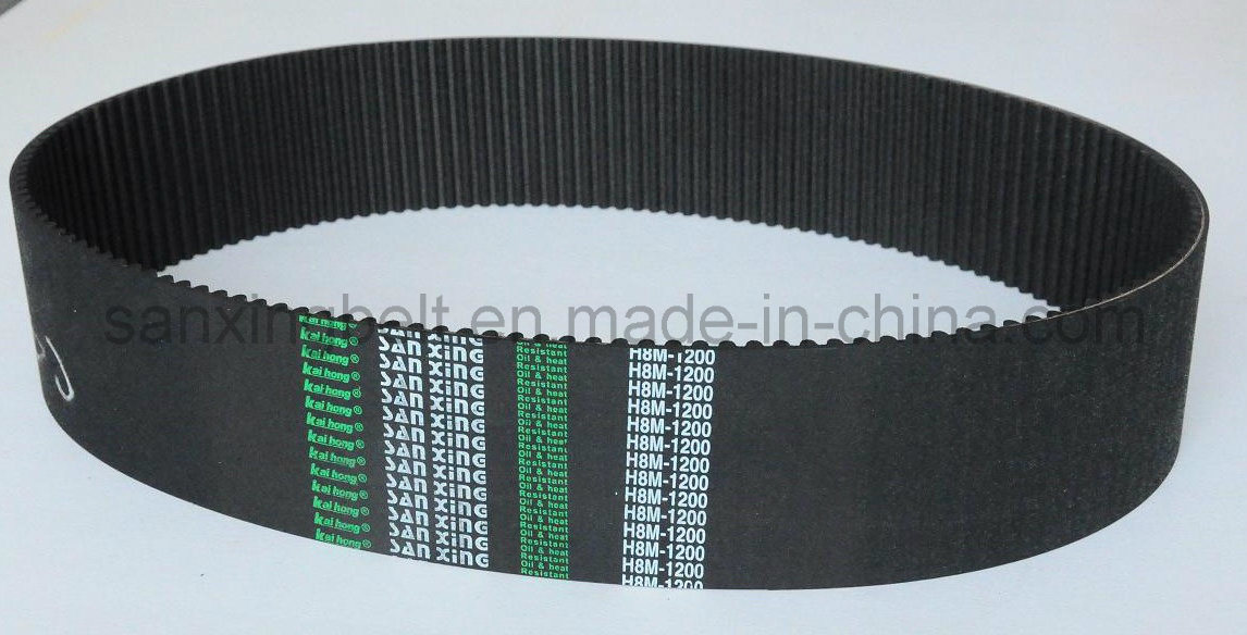Auto Rubber Timing Belt for KIA Car Engine