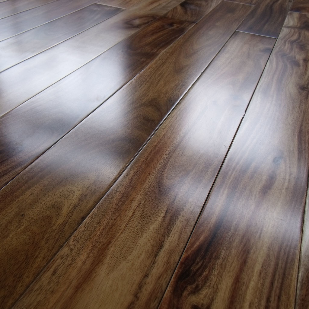 Acacia walnut hardwood flooring wood floors for Walnut flooring