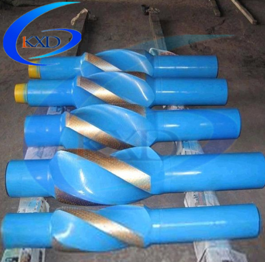 API Spiral Blade Stabilizer for Well Drilling