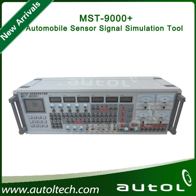 Automobile Sensor Signal Simulation Tool Mst-9000 Indispensive Car ECU Repair Tool