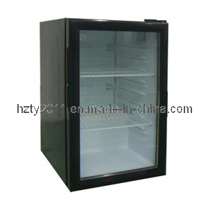 Popular Beer Refrigerated Showcase Minibar Cooler 1PC Sell Sc-70