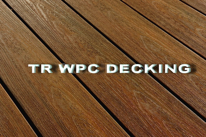 Supply Cheap and Qualified Shielded WPC Decking
