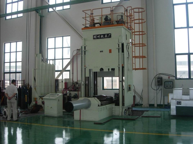 Motor-Rotor Aluminum-Injecting Forming Machine (HJ013)