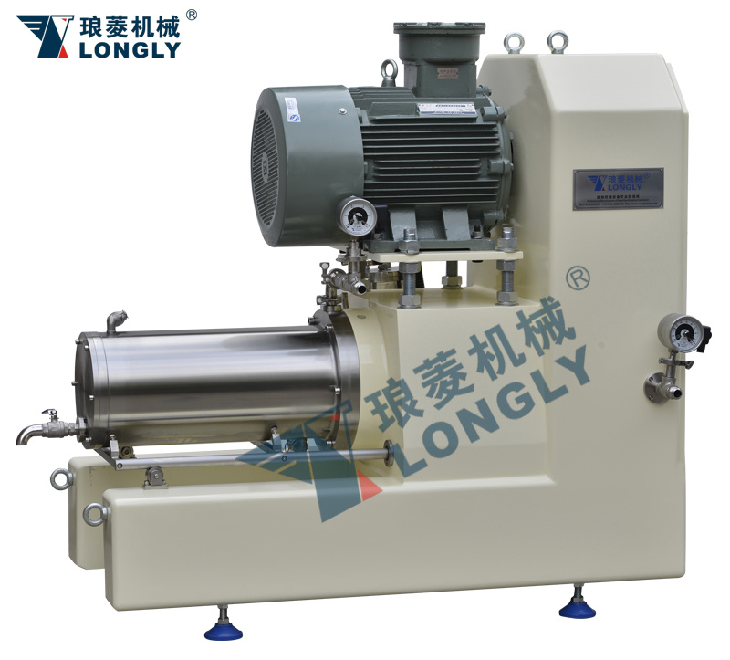 NT-X30 Turbo Type Horizontal Bead Mill
