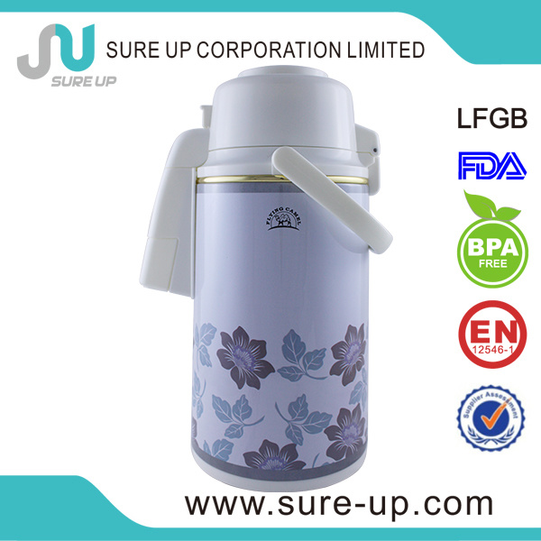 Hotsale Fashion Design Glass Inner Thermos Vacuum Pot