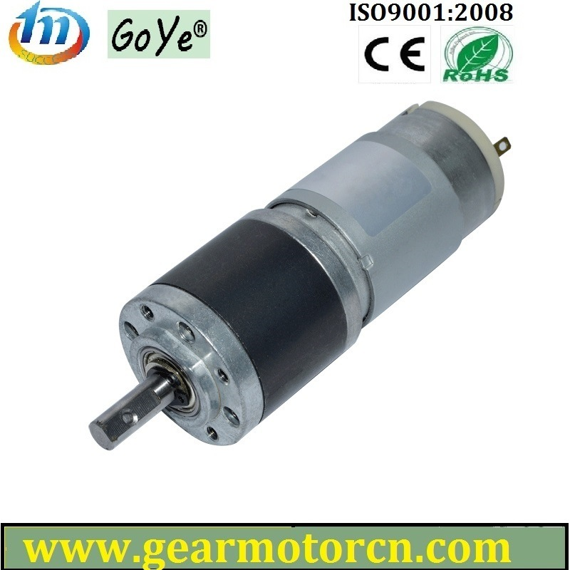 32mm Diameter Precise Equipment Machine 9V-14VDC Planetary Gear Motor
