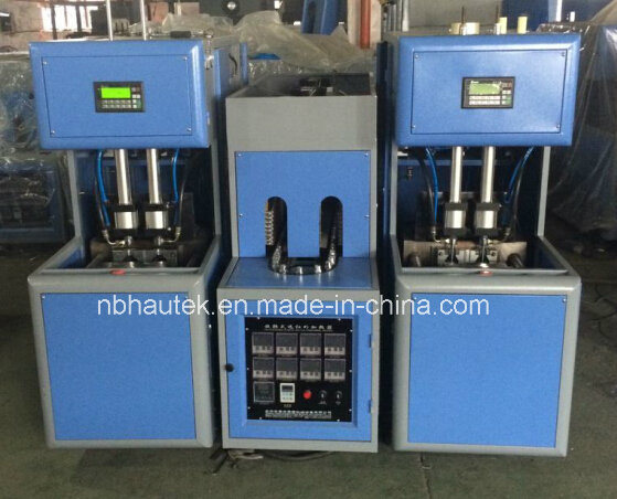 Semi-Automatic Pet Bottle Blow Molding Machine