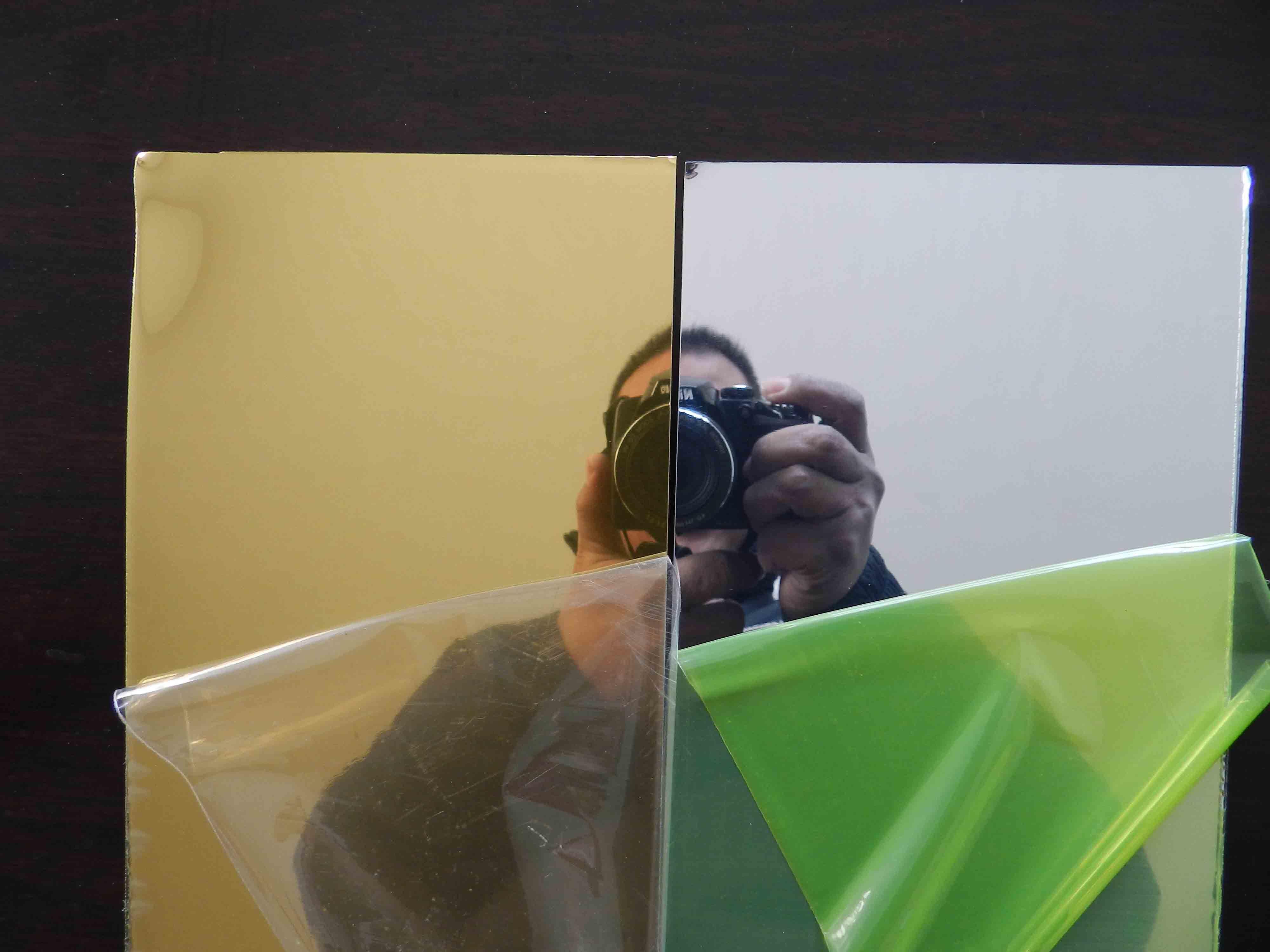 1050 Aluminium Mirror Sheet for Decoration