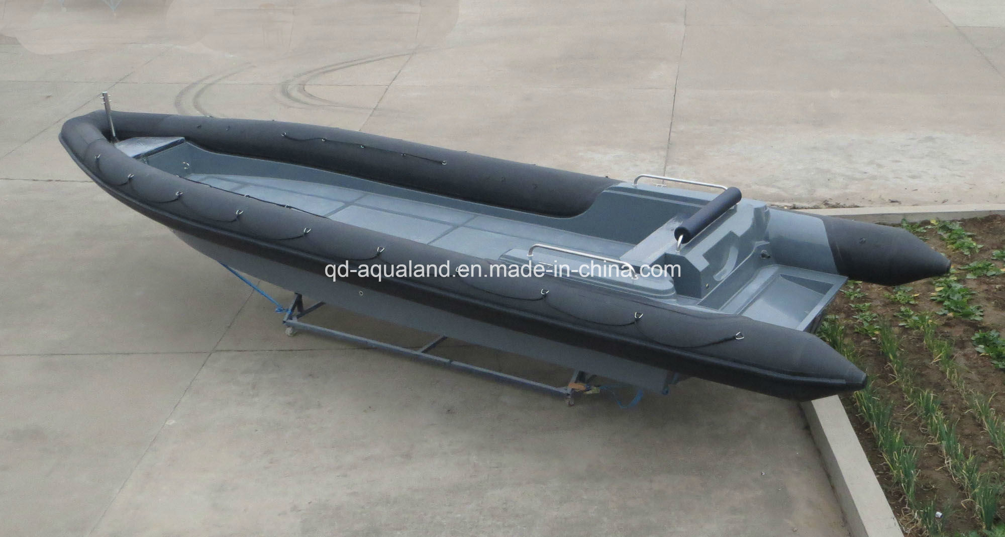 China Aqualand 36feet 11m Rigid Inflatable Motor Boat/Rib Patrol Boat/Rescue/Diving/Military Boat (RIB1050)