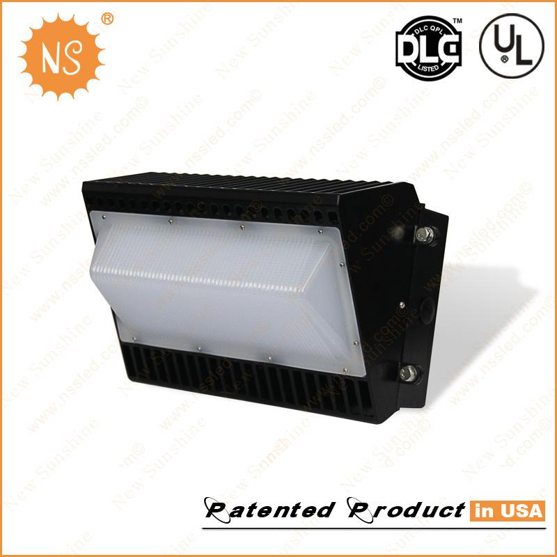 UL Dlc Listed IP65 150W LED Wall Pack Light