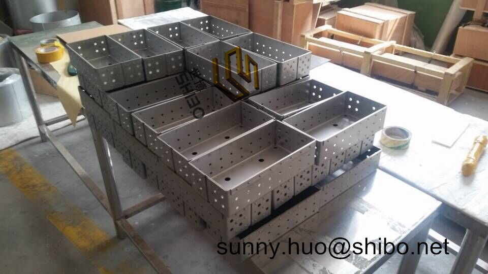 Top Quality Molybdenum (moly) Boat for MIM Metal Powder Injection Molding