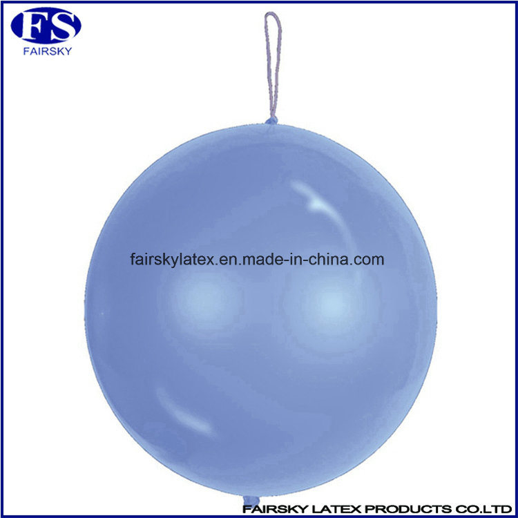 16 Inch Custom Logo Printed Latex Punch Balloon