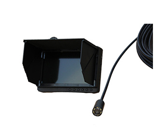 IP68 Rate Waterproof 1080P Full HD Underwater Fish Finder 5MP Inspecton HD Mini Inspection Camera with 7 Inch Monitor with Recorder