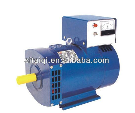 St Series Single-Phase AC Synchronous Generator 2kw-20kw