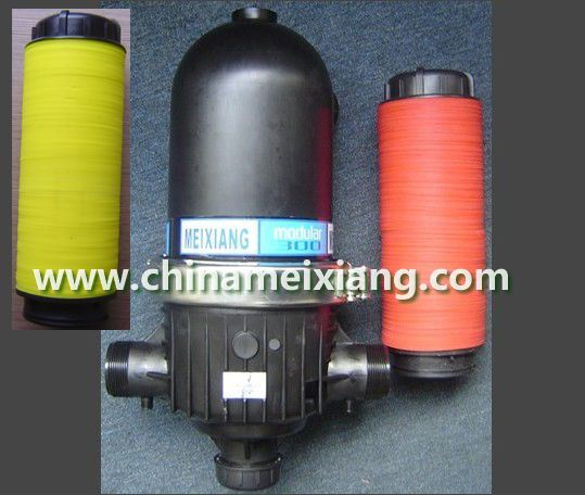 Bsp 2′′ T Disc Filter Agriculture Faming Filter (MX9405)