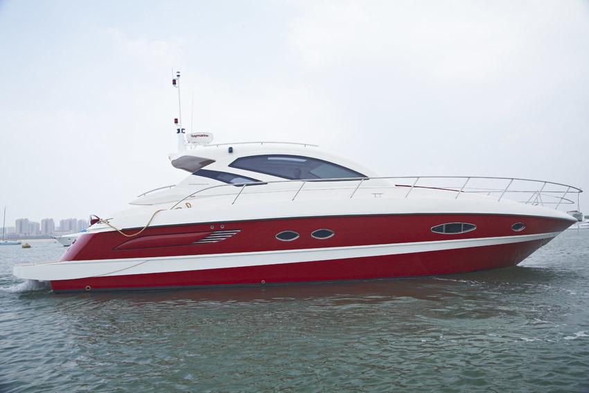 Seastella 46′ Luxury Sport Yacht