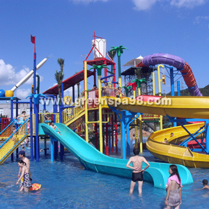 Big Water House for Water Park Equipment