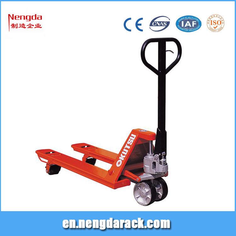 Electirc Pallet Truck Hydraulic Hand Pallet Truck