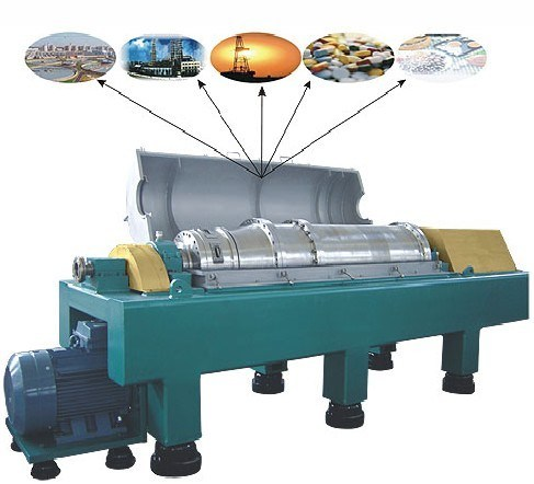 Industrial Decanter Centrifuge