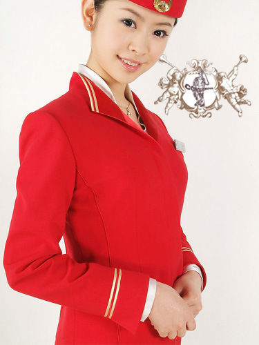 Airlines Uniform for Attendant (UFM130001)