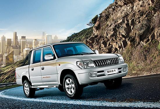 Pick-up BAW Yueling Gasoline Diesel