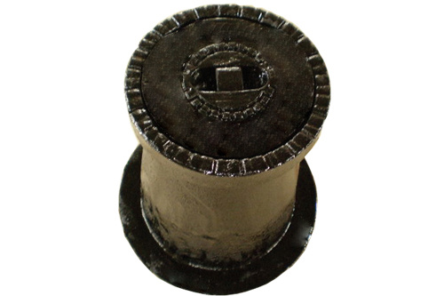Cast Ductile Iron Surface Box for Fire Hydrant or Water Meter