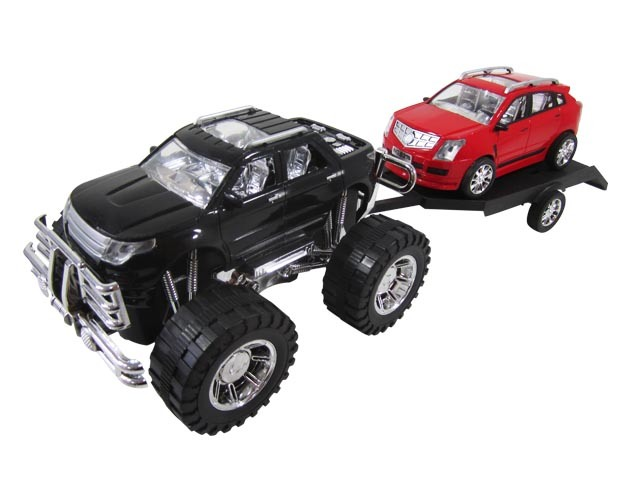 Plastic Model Friction Car (10221353)