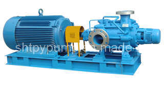 Horizontal Multistage Centrifugal Pump (D)