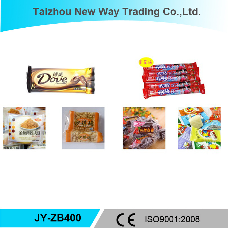 Full Automatic Pouch Packing Machine for Candy/Chocolate