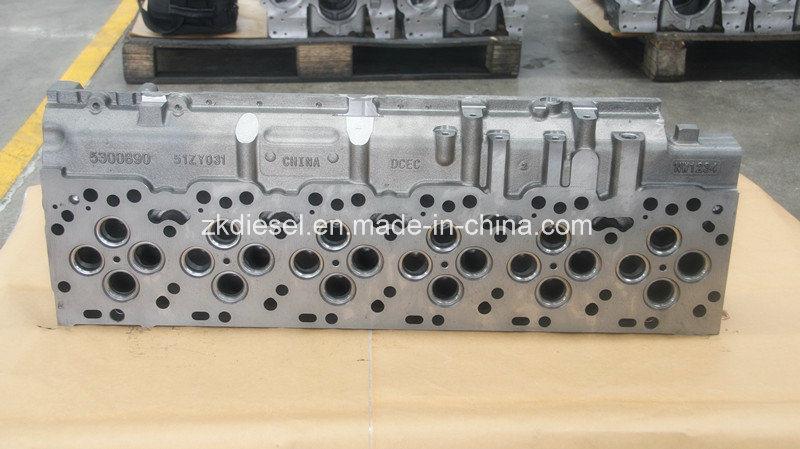 Cummins Isl Cylinder Head 4929518/5314801/5339587 Manufacturer