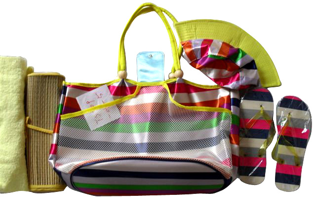 Beach Bag Sets (YSBB-12037)