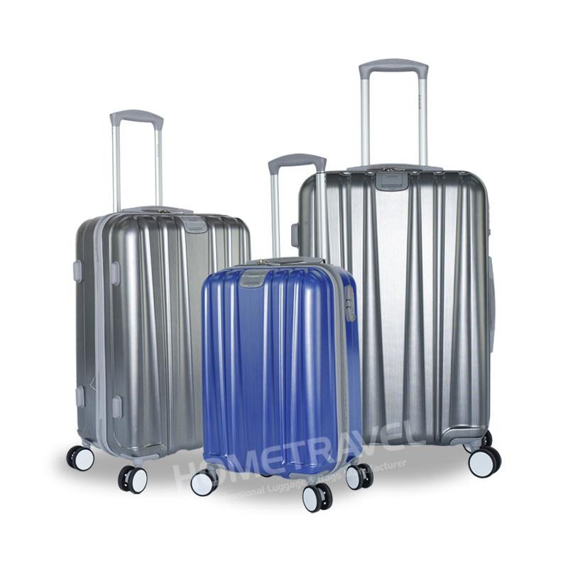2017 Fashion ABS/PC trolley travel Luggage