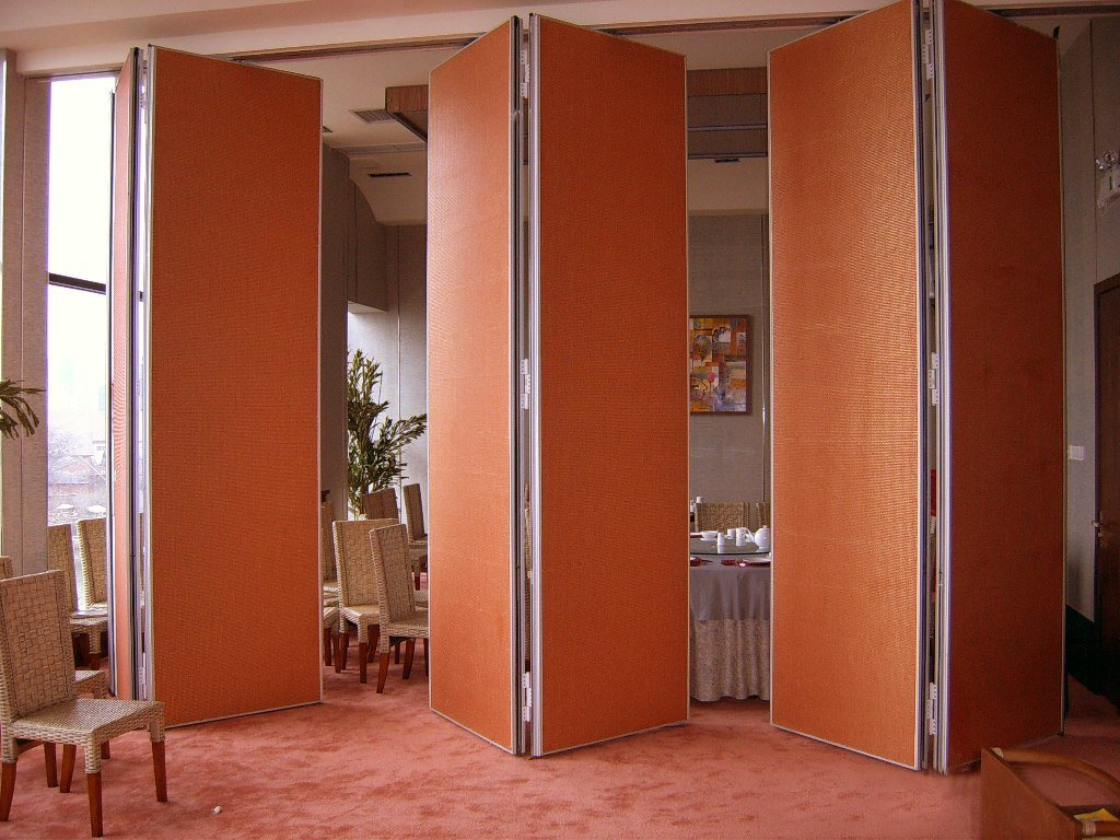 Aluminum Movable Partition Walls for Restaurant, Hotel, Banquet Hall