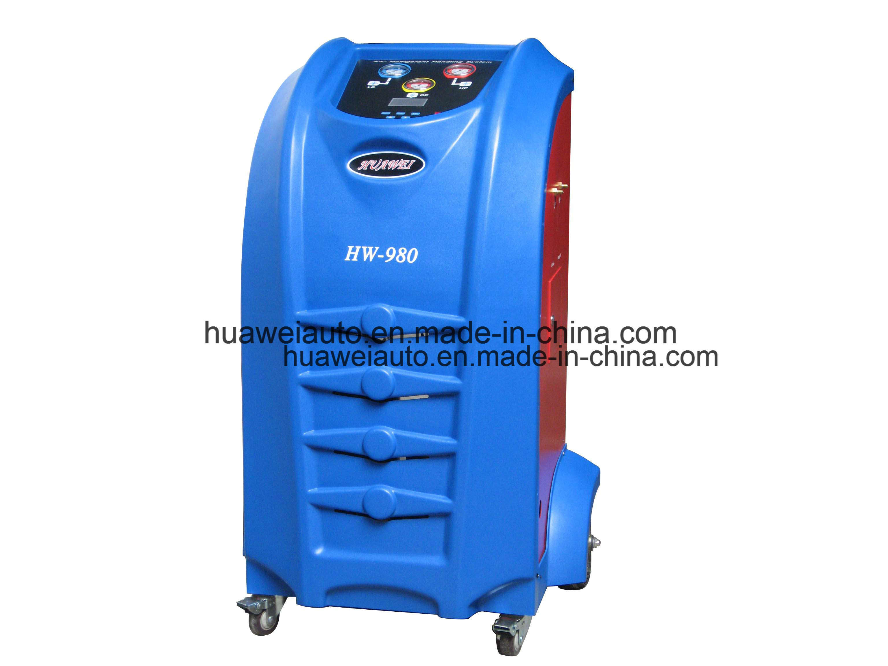 Best Price Car AC Refrigerant Recovery Machine