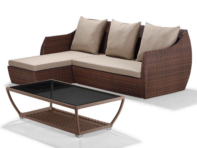 China 2013 garden furniture garden sofa lg85 set photos - Sofa para jardin ...