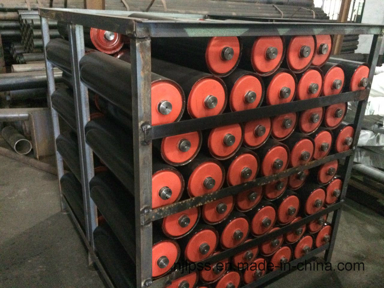 Carrier Self Aligning Roller for Belt Conveyor