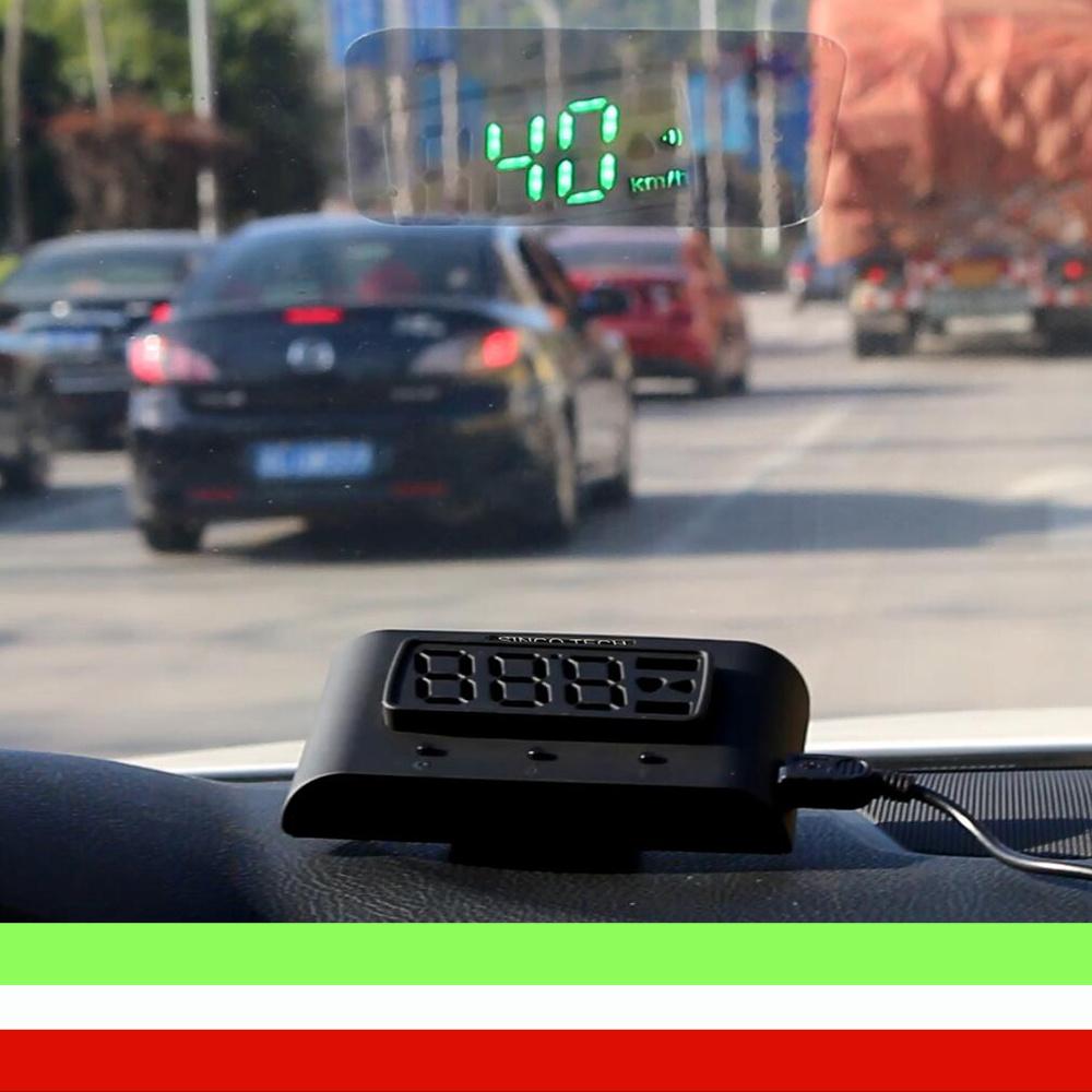 Hud Display Speedmeter for Hud GPS Speedmeter (905)