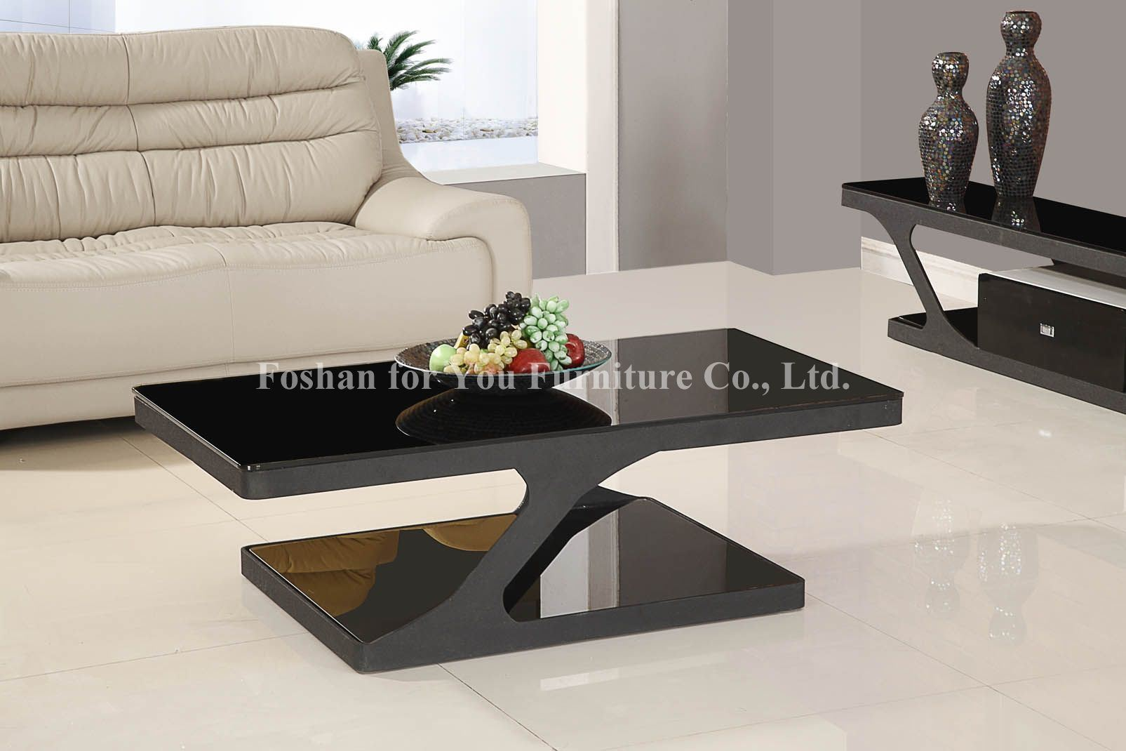 Living room furniture coffee table t359 china coffee for Modern living room no coffee table