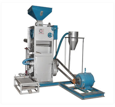 Single Small Rice Milling Machine/Mini Rice Huller