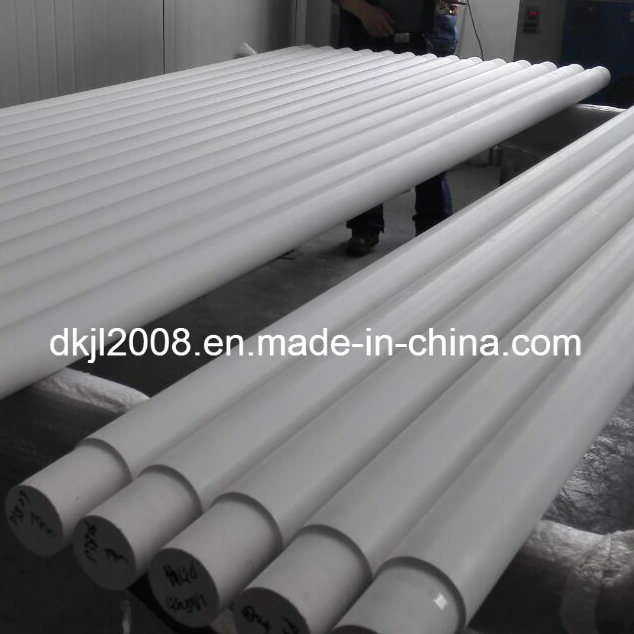 High Temperature Fused Silica Quartz Roller for Annealing Furnace