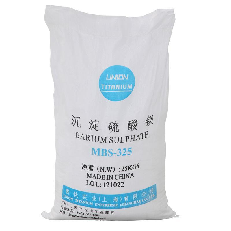 Precipitated Barium Sulphate Mbs325