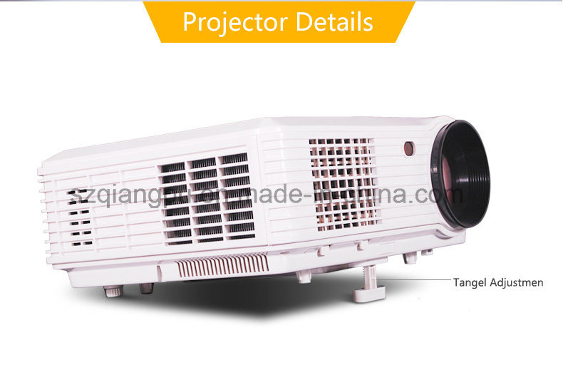 1280*800 HD Home Theater Projector with DVB-T (SV-228)
