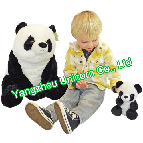 CE Baby Gift Soft Stuffed Animal Panda Plush Toy
