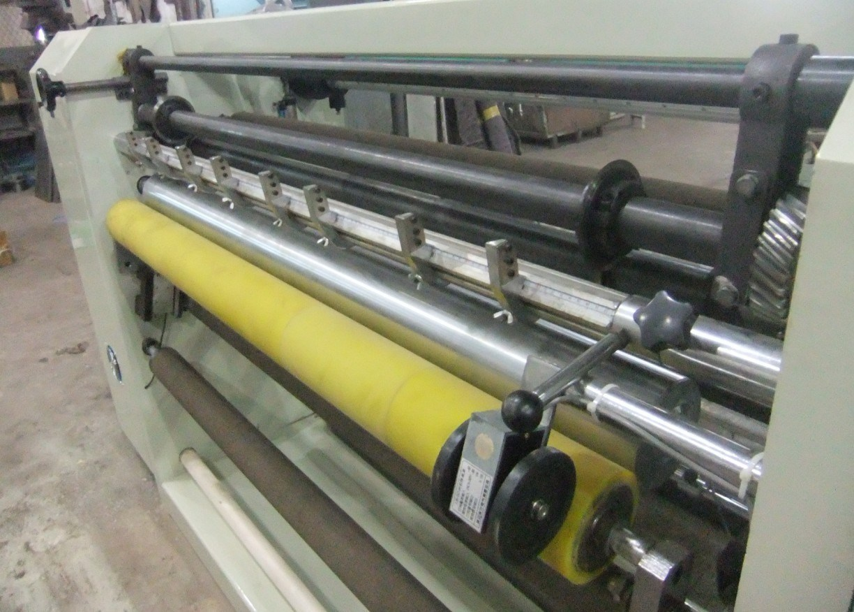 High Speed Plastic Film Paper Slitting Machine