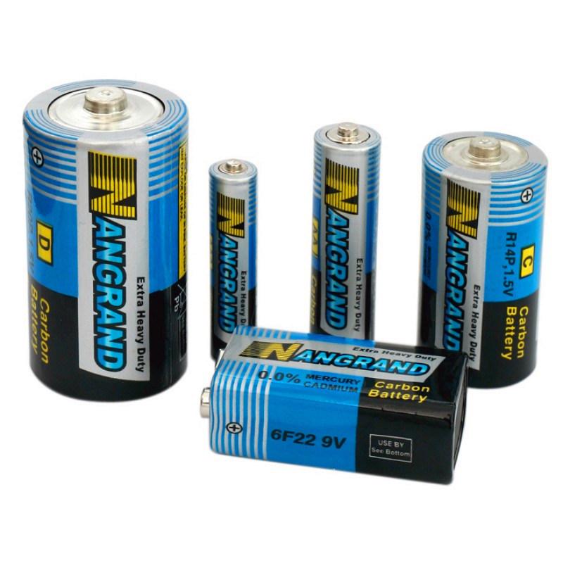 Zinc Carbon Battery : Zinc chloride batteries aa aaa c d v china