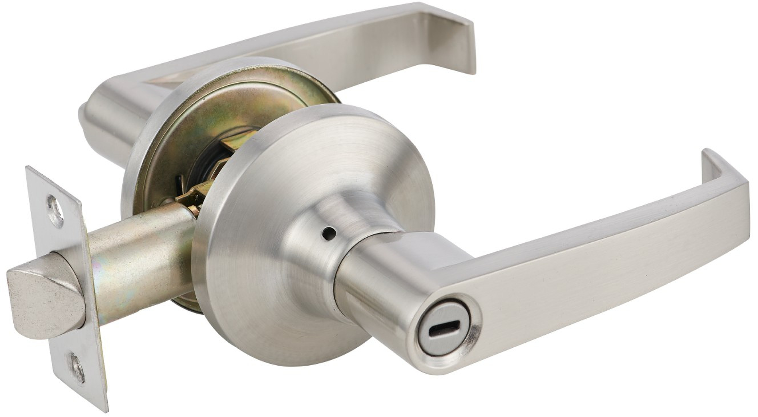 Zinc Alloy Door Tubular Handle Lock-815