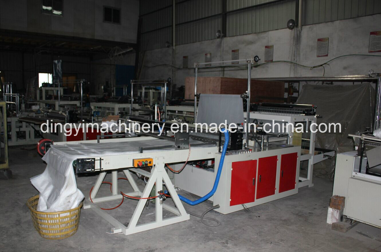 Bottom Sealing&Cutting Machine with Conveyor