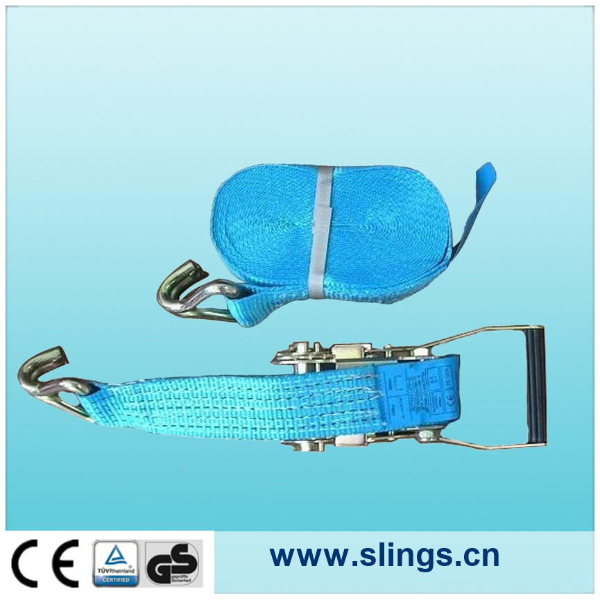 2 Inch 50mm 5t Cargo Lashing Strap